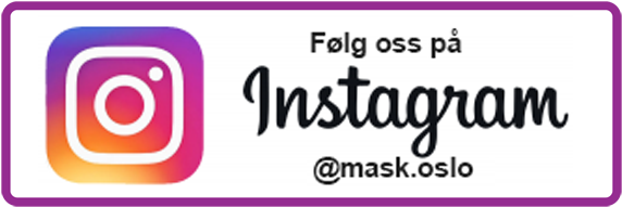 Mask on instagram