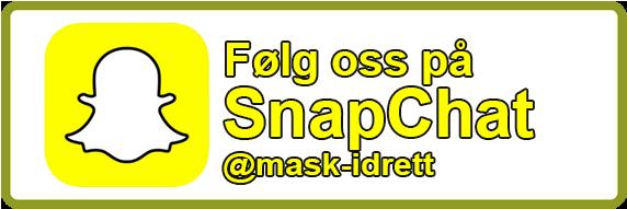 Mask on Snapchat